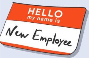 New Employee Badge - Sydney Based Financial Advisers