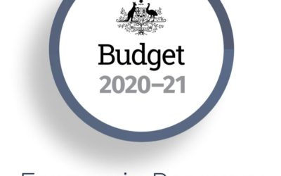 * Federal Budget 20/21 '[AFR] $100b Cash Splash To Save Economy' What We Know So Far